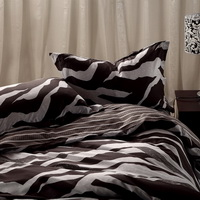 Ladies Zebra Print Bedding Sets