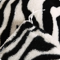 Warm Zebra Print Bedding Sets